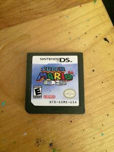 Super Mario 64 DS Cartridge