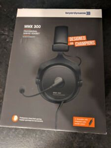 *beyerdynamic MMX 300 Professional Gaming Headset*