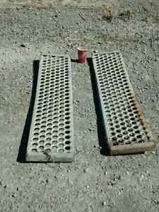 Heavy duty steel grates Kawartha Lakes Peterborough Area image 2
