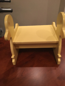 Pottery Barn Ducky Step Stool