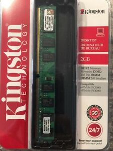 Kingston for desktop 2GB DDR2 Memory