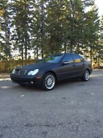 2002 Mercedes c240 *WITH INSPECTION AND CARPOOF*