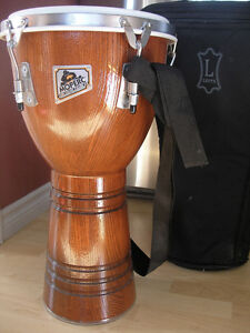 "Moperc Djembe 12""x24"" with carrying bag"