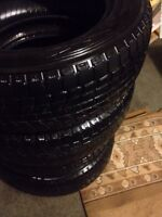 Sets of WINTER tires**Great**conditon!