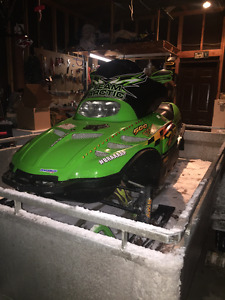 1998 Arctic Cat ZR 500
