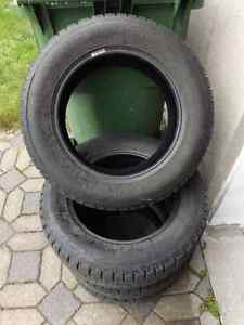 BFGoodrich KSI Winter Tires 195/65/R15