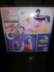 Sailor Moon Night Day 25th anniversary blind boxes. 15$ each