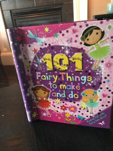 101 Fairy Things to Make and Do Book for young children