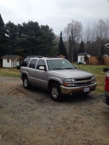 2004 Tahoe for sale or trade