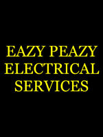 EAZY PEAZY ELECTRICAL SERVICES! Big or small we do it all!
