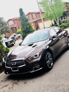 2015 Q50 LIMITED EDITION with Tech Package