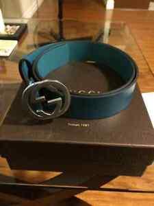 Authentic Gucci belt London Ontario image 4