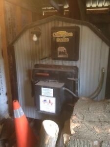 WOOD DOCTOR OUTDOOR STOVE