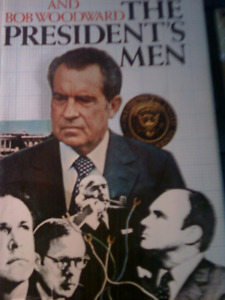All The President's Men (1974 Edition) by Woodward and Bernstein