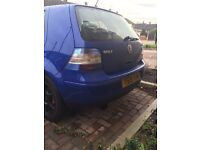Mk4 Golf Gti 1.8 Turbo with parts * Not BMW vxr focus type r *