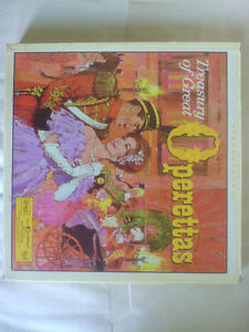 Treasury of Great Operettas North Shore Greater Vancouver Area image 1
