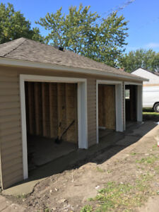 $80 and up/private renovated parking garage and storage spaces