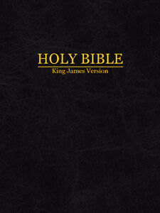 FREE BIBLE (KING JAMES VERSION)