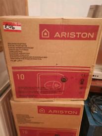 Ariston 10litre under sink heater