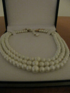 Great Graduation Gift!  New pearl necklace $30.00 Paid $50.00 US
