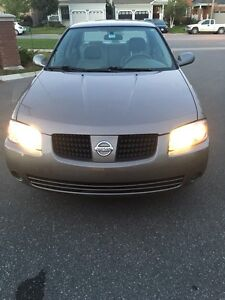 Nissan Sentra 2005 special edition 1.8L safety&emission tested!!