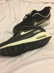 Air Max Black size 9.5 for Male...unauthentic never worn. St. John's Newfoundland image 2