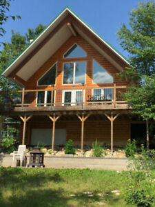 Lake Front Cabin for Rent at Cowan Lake