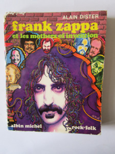 FRANK ZAPPA. ET LES MOTHERS OF INVENTION.  1975.