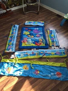 Baby Bedding and Crib Items