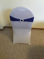 Chair Covers with free sashes for your event,Call Now to book!!