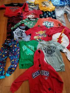 Lot of EUC 4T clothes 19 items.