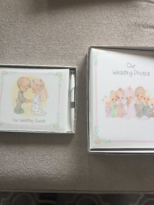 Wedding Photo Album & Guest Book