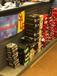 Sporting Goods Liquidation