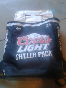 Coors Light Cooler Bag - Backpack