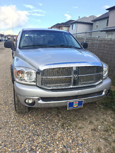 Price reduced 2008 Dodge Power Ram 1500 ST 4x4 Pickup Truck