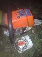 Parts saw 034 AV