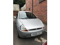 Ford KA Collection (2005) 1.3CC Silver
