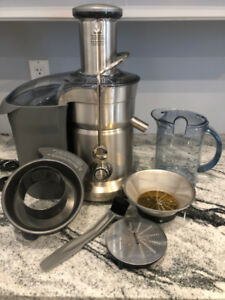 Breville Fountain Duo Juicer