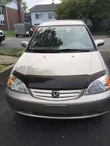 2002 Honda Civic Automatic Sedan