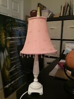 Reduced - Young girls bedside lamp