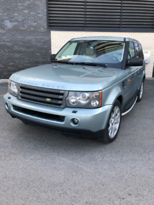 Range rover sport 2008 for sale (B condition)