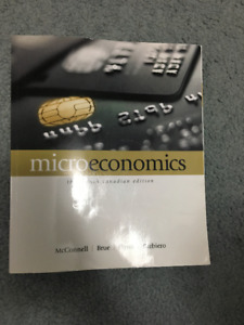 MICROECONOMICS THIRTEENTH (13TH) CANADIAN EDITION