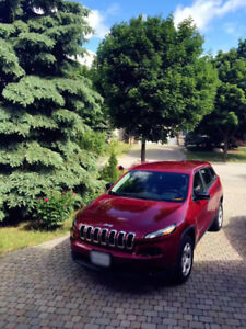 2015 jeep Cherokee For Sale!!