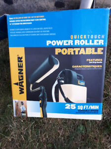 WAGNER POWER ROLLER- NEW IN BOX