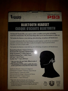 i-con Bluetooth gaming headset limited edition digital camo