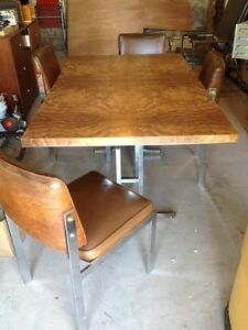 Vintage table and chairs set *Reduced* Peterborough Peterborough Area image 1