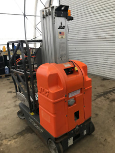 JLG DVL20 one man lift (JLG, Genie, Snorkel)