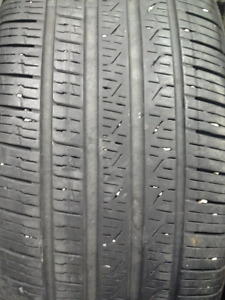 245/50R18 PIRELLI CINTURATO P7 single tire only