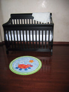 Deluxe 4-in 1 Crib and Infant bed Kitchener / Waterloo Kitchener Area image 7