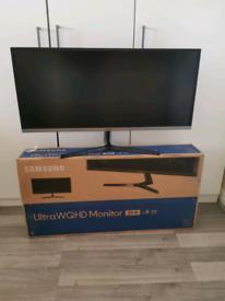 Samsung 34 inch monitor 21:9 1440p